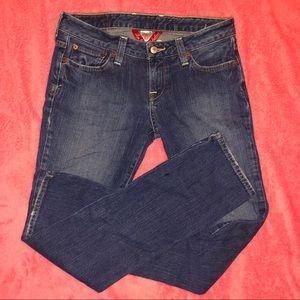 Lucky Brand | straight leg jeans